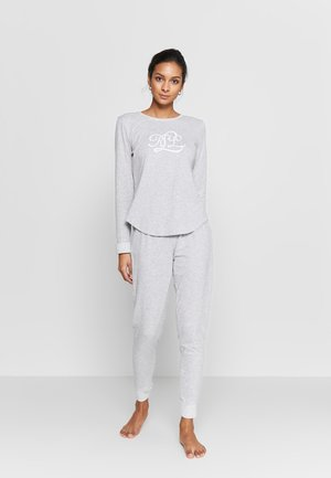 Pyjamas - grey/white