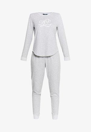Pyjama - grey/white