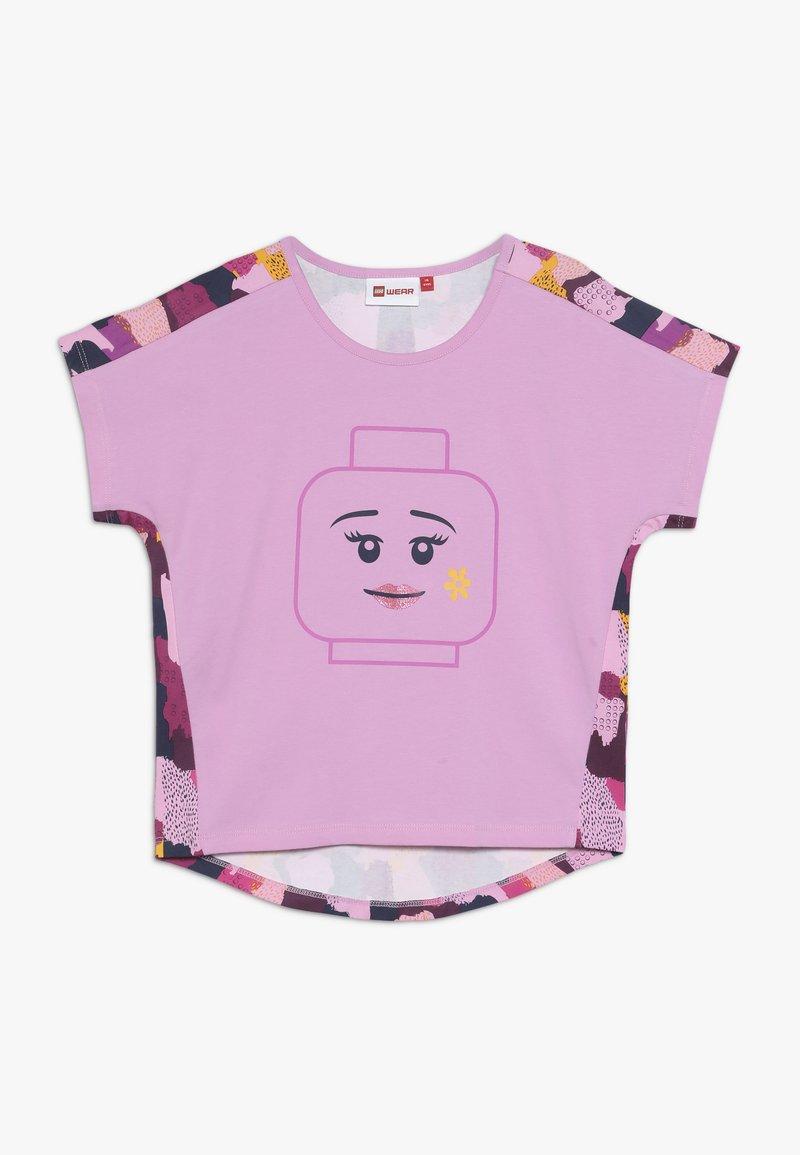 LEGO Wear - TIPPI 609 - Print T-shirt - pink