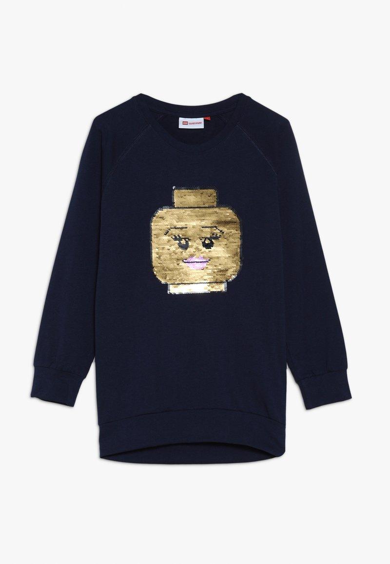 LEGO Wear - LWTIPPI - Langærmede T-shirts - dark navy