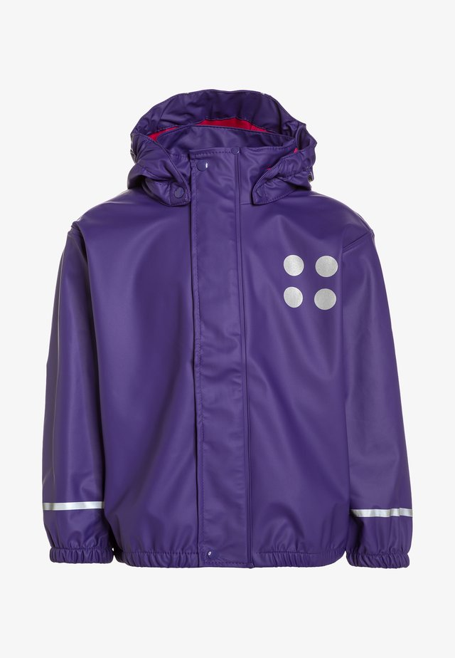 JAMAICA - Veste imperméable - dark purple