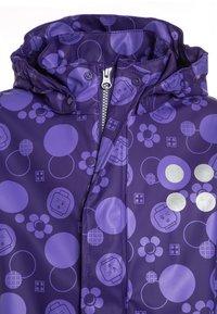 LEGO Wear - JAMAICA  - Waterproof jacket - dark purple - 3