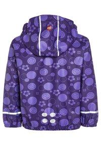 LEGO Wear - JAMAICA  - Waterproof jacket - dark purple - 1