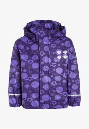 JAMAICA  - Waterproof jacket - dark purple