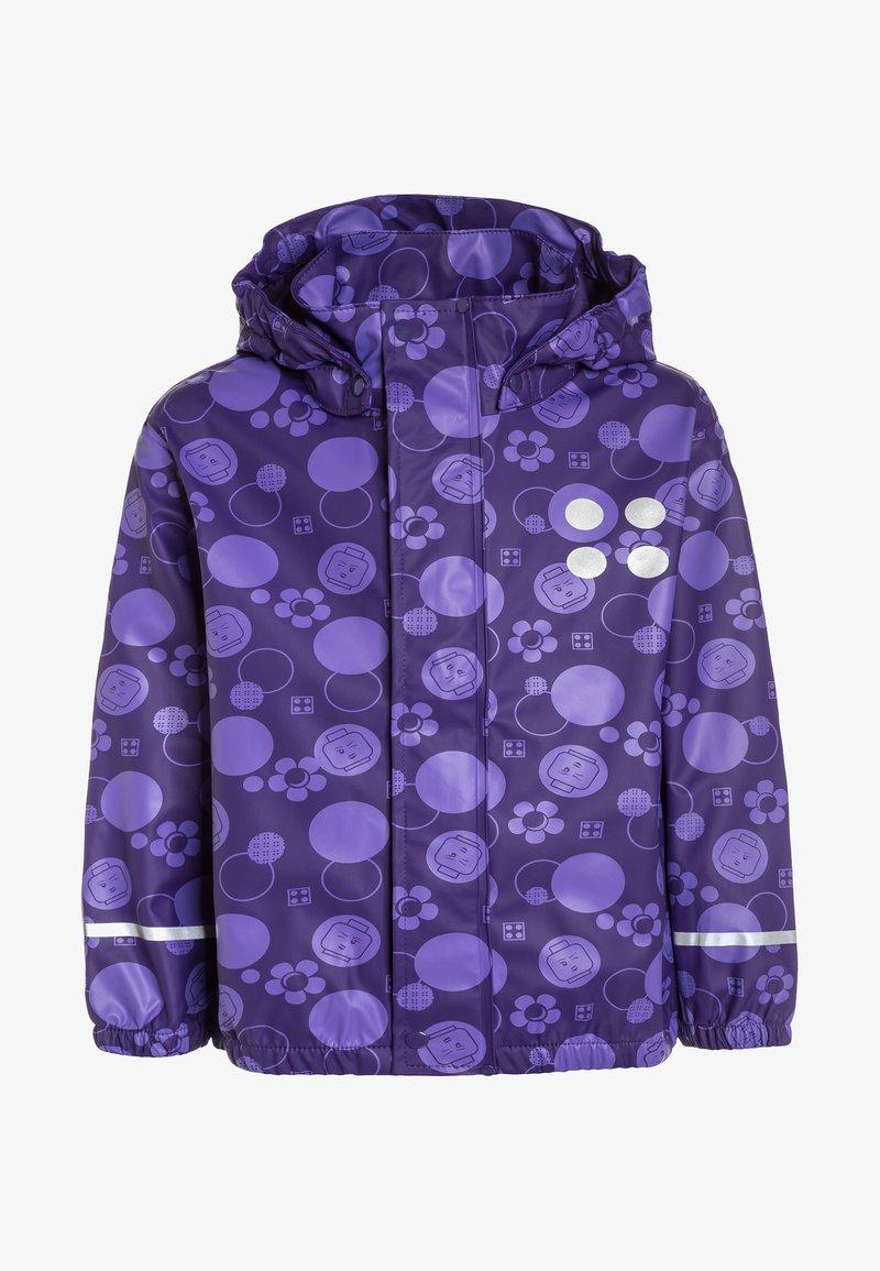 LEGO Wear - JAMAICA  - Waterproof jacket - dark purple