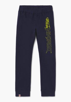 Teplákové kalhoty - dark navy