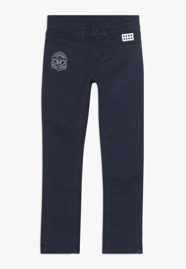 LWPATRIK - Trousers - dark navy