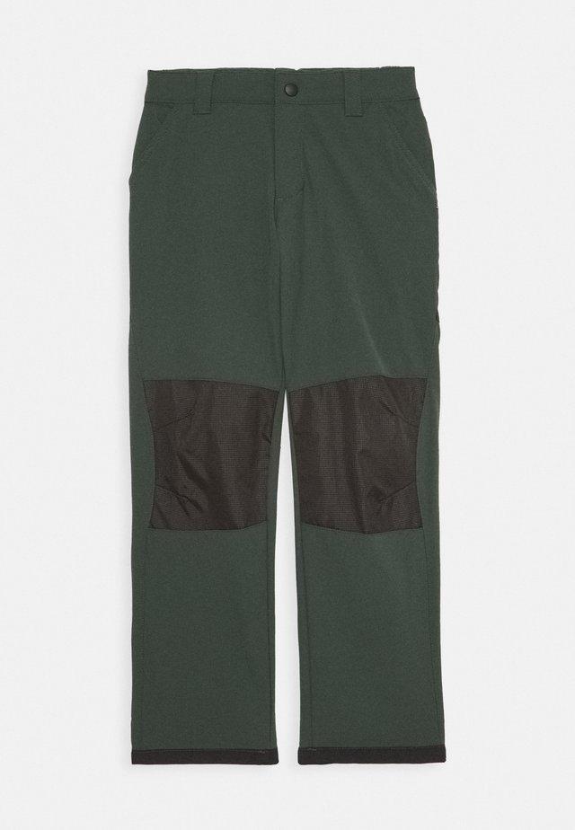 LWPOWAI 601 PANT - Stoffhose - dark green
