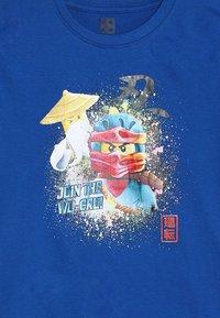 LEGO Wear - Triko spotiskem - blue - 3