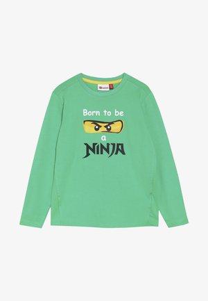 TIGER - Pitkähihainen paita - green