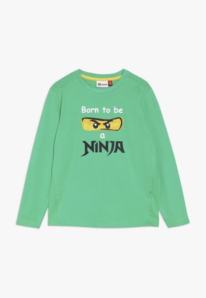 TIGER - Longsleeve - green