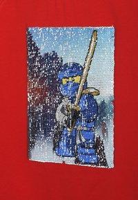 LEGO Wear - TIGER 652 - Långärmad tröja - bright red - 4