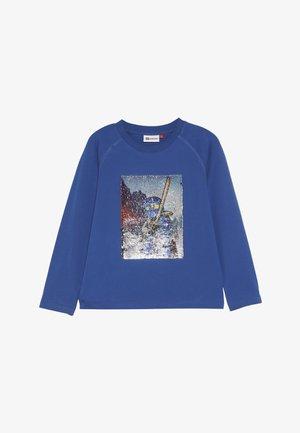 TIGER 652 - Camiseta de manga larga - blue