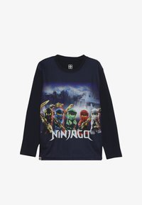 LEGO Wear - Long sleeved top - dark navy - 3