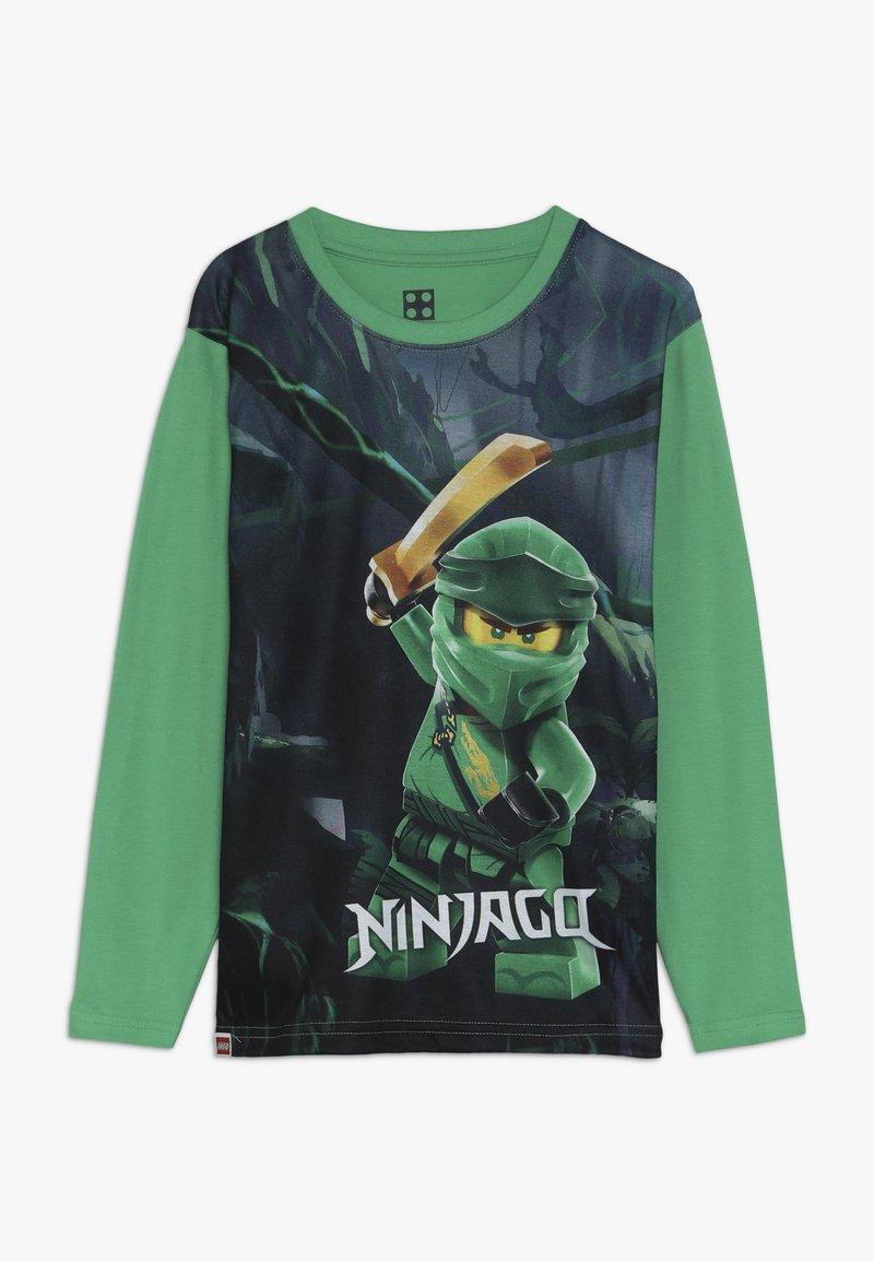 LEGO Wear - Långärmad tröja - green
