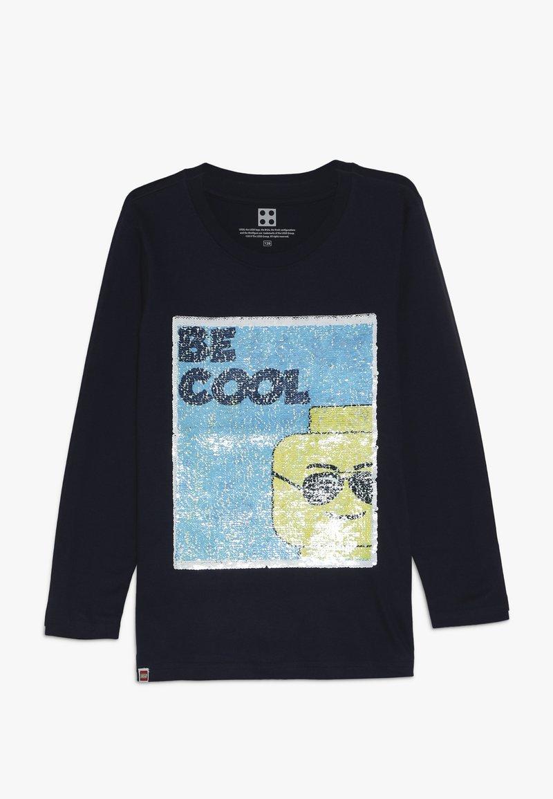 LEGO Wear - Langærmede T-shirts - dark navy