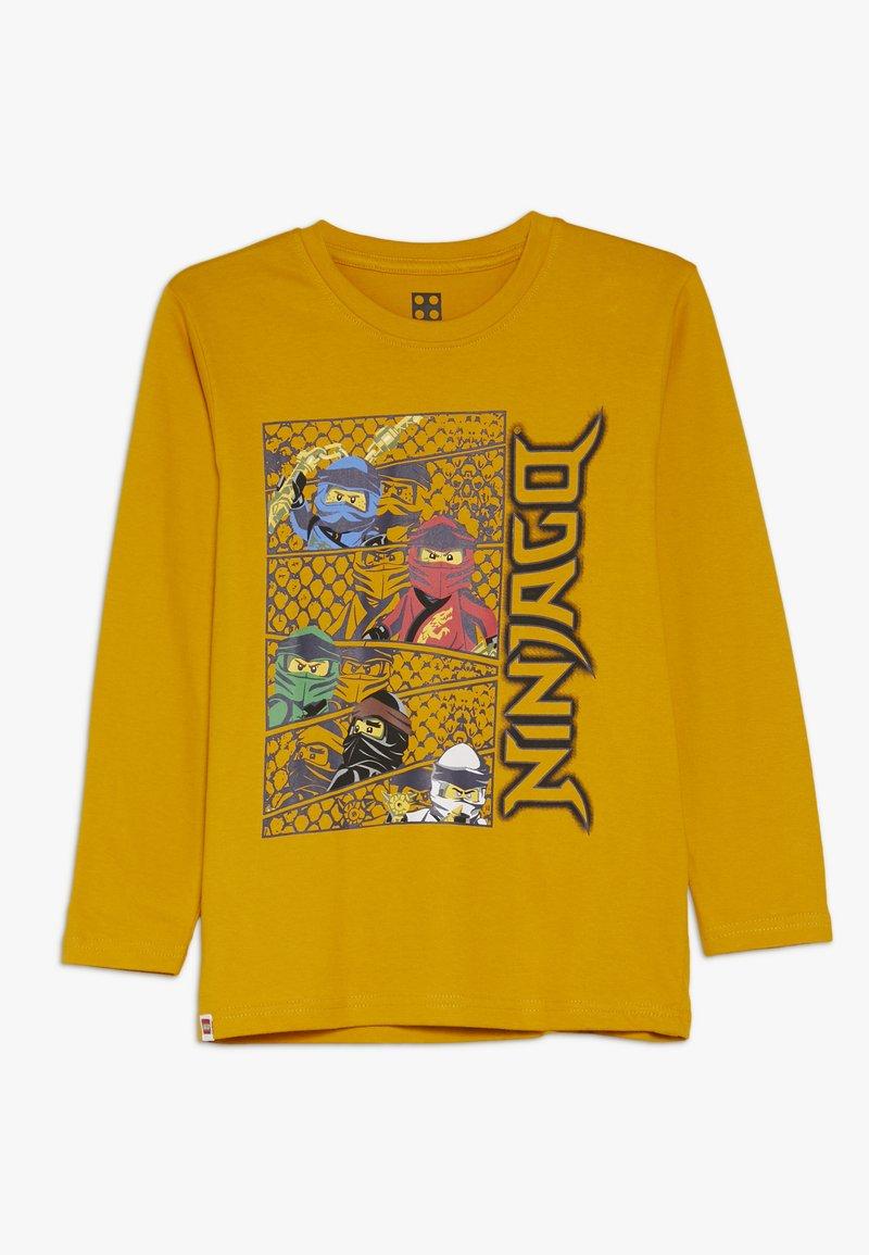 LEGO Wear - Långärmad tröja - yellow