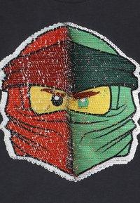 LEGO Wear - Top sdlouhým rukávem - black - 4
