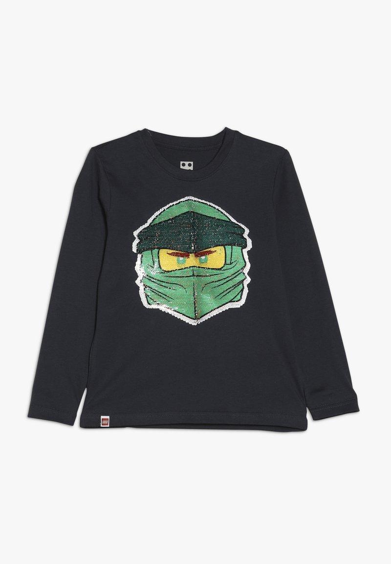 LEGO Wear - Långärmad tröja - black