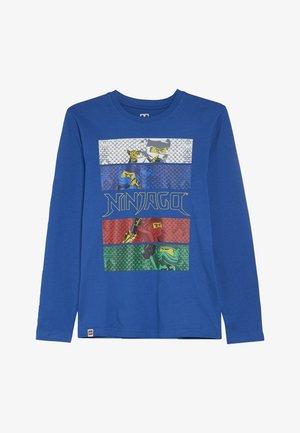 Pitkähihainen paita - blue