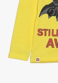 LEGO Wear - Top sdlouhým rukávem - yellow - 2