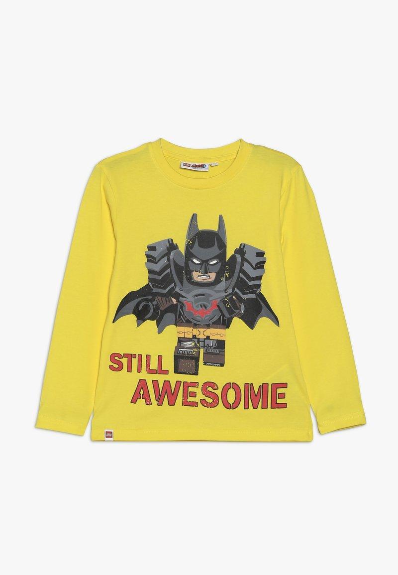 LEGO Wear - Langærmede T-shirts - yellow