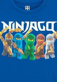 LEGO Wear - Triko spotiskem - dark blue - 3