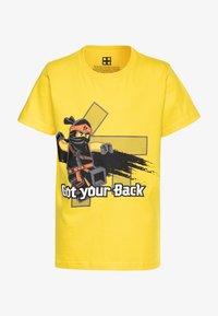 LEGO Wear - STYLE  - Triko spotiskem - yellow - 0