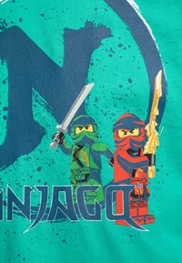 LEGO Wear - T-Shirt print - green melange - 2