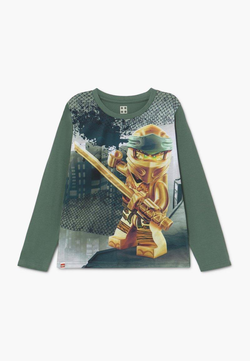 LEGO Wear - Top sdlouhým rukávem - dark green