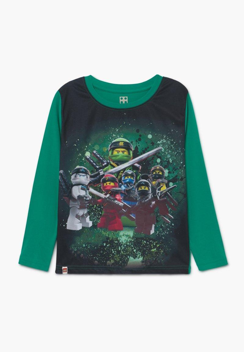 LEGO Wear - Top sdlouhým rukávem - green