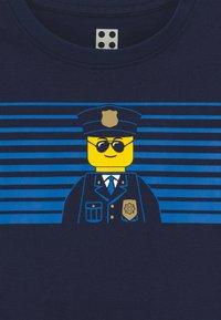 LEGO Wear - Triko spotiskem - dark navy - 3