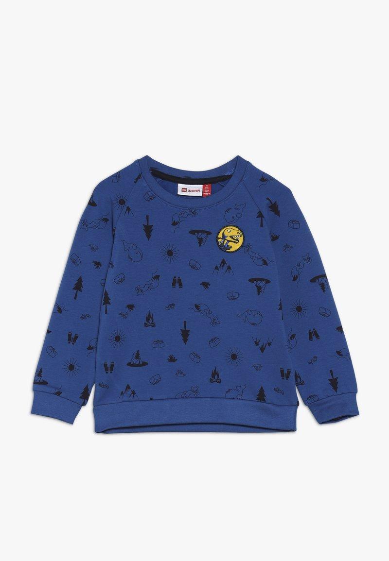 LEGO Wear - SIRIUS - Sweatshirt - blue