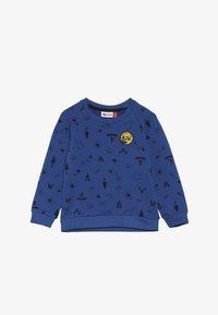 LEGO Wear - SIRIUS - Sweatshirt - blue - 4