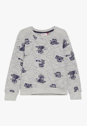 SIAM 650 - Sweatshirt - grey melange