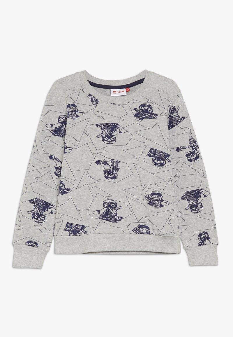 LEGO Wear - SIAM 650 - Sweater - grey melange