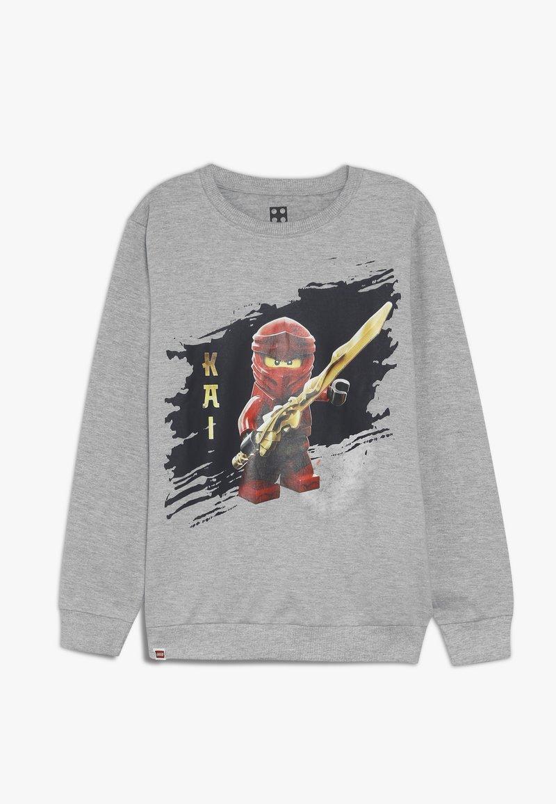 LEGO Wear - Sweatshirt - grey melange