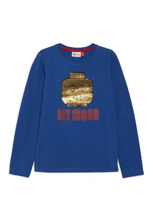 TIGER - Longsleeve - blue