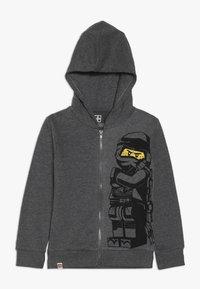 LEGO Wear - Mikina na zip - grey - 0
