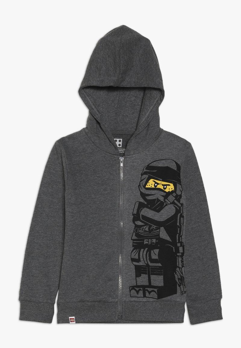 LEGO Wear - Mikina na zip - grey