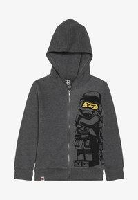 LEGO Wear - Mikina na zip - grey - 3