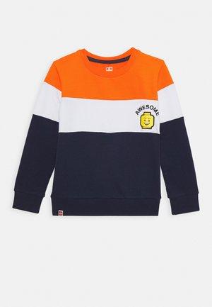Felpa - orange