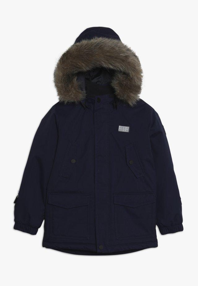JACKET - Winter jacket - dark navy