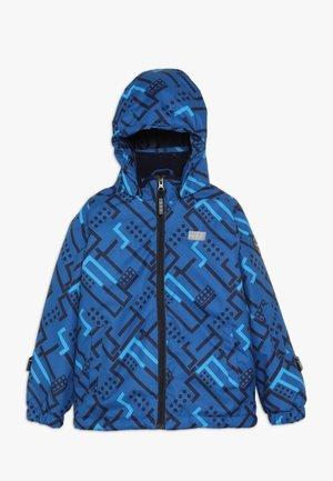 JACKET - Vinterjacka - blue
