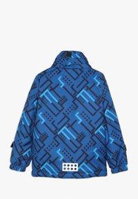 LEGO Wear - JACKET - Vinterjacka - blue - 2