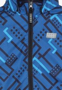 LEGO Wear - JACKET - Vinterjacka - blue - 5