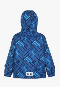 LEGO Wear - JACKET - Vinterjacka - blue - 1