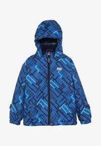 LEGO Wear - JACKET - Vinterjacka - blue - 4