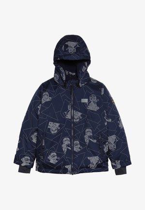 JORDAN JACKET - Zimní bunda - dark navy
