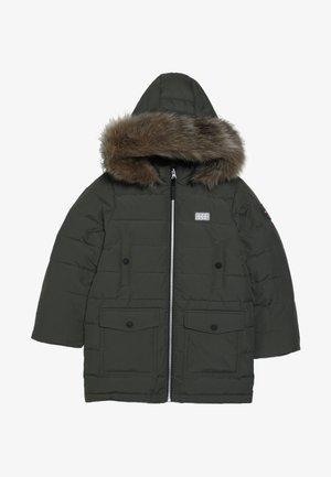 JACKET - Zimní kabát - dark green